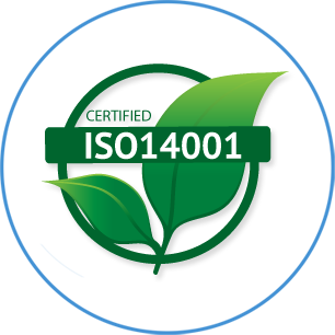 ISO 14001:2015 certifications:-